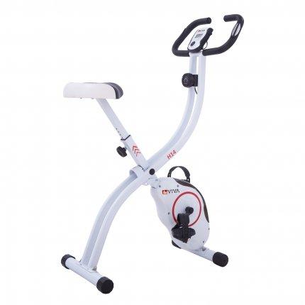 AsVIVA H14 Exercise Bike & X-Bike white