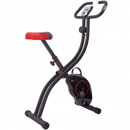 AsVIVA H14 Exercise Bike & X-Bike black