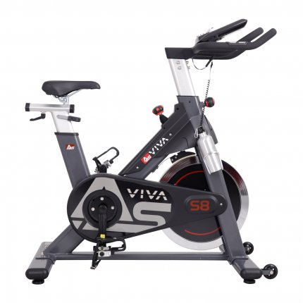 AsVIVA S8 Pro Indoor Cycle & Speedbike Bluetooth app