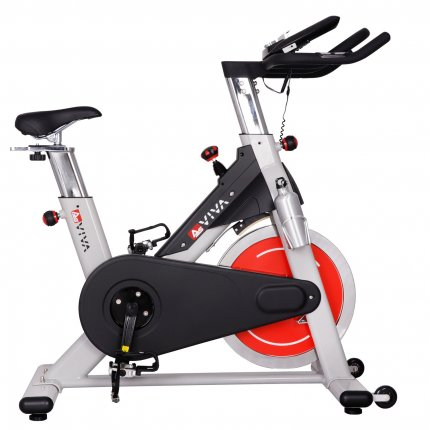 AsVIVA | INDOOR CYCLE Cardio VIII HIGH END Real bicycle