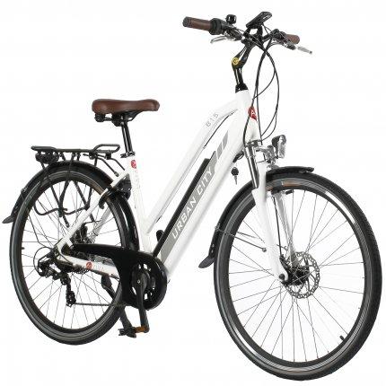 E-Bike CityBike B15_D das Trackingrad für jedes Gelände
