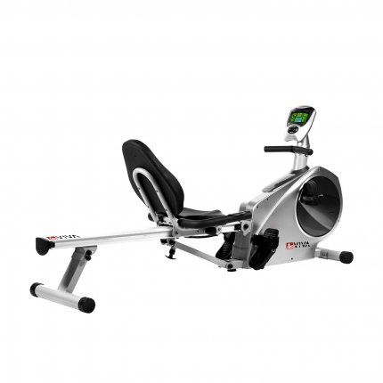 AsVIVA RA6 2 in 1 Rowing Machine & Recumbent Bike
