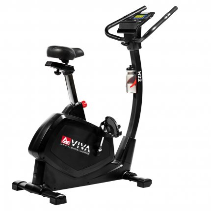AsVIVA | H22 Pro Bluetooth Excercise Bike & Ergometer