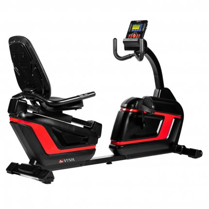 AsVIVA R7 Recumbent Bike Ergometer Bluetooth