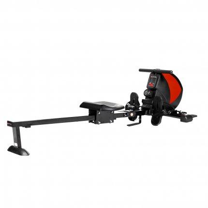 Rower AsVIVA Rowing Machine RA8 Black