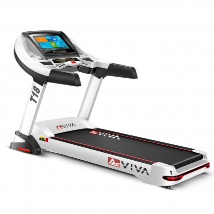"Treadmill AsVIVA T18 – 15.6"" Android Touchscreen"