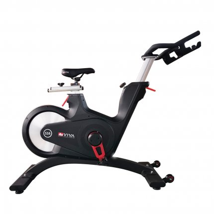 Indoor Cycle & Speedbike AsVIVA S16 Studio Pro (B-Ware)