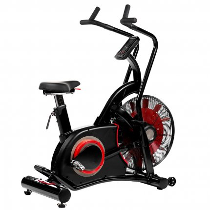 AsVIVA F1 Air-Bike Pro Exercise Bike & Ergometer