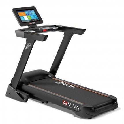 """Treadmill AsVIVA T18 – 15.6"""" Android Touchscreen"""