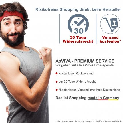 AsVIVA Premium Service