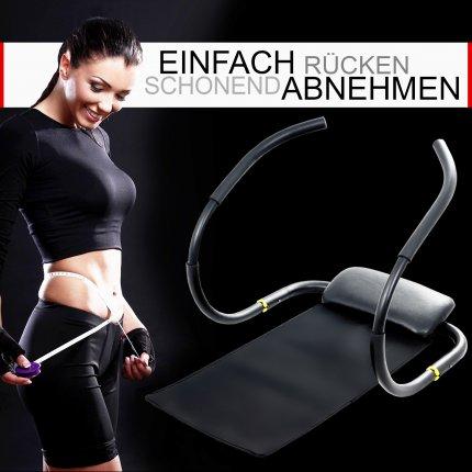 AsVIVA | BAUCHTRAINER Bauchmuskeltrainer A3