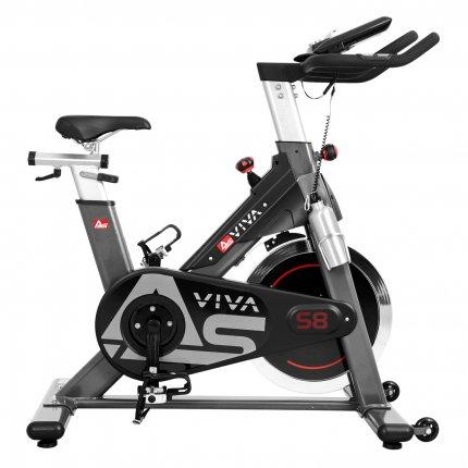AsVIVA S8 Pro Indoor Cycle & Speedbike Bluetooth app